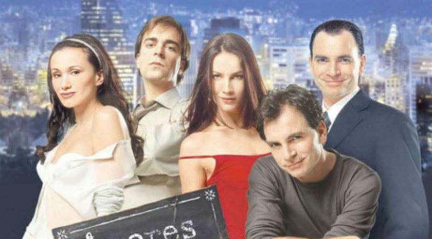 Amores de Mercado vuelve a las pantallas de TVN.