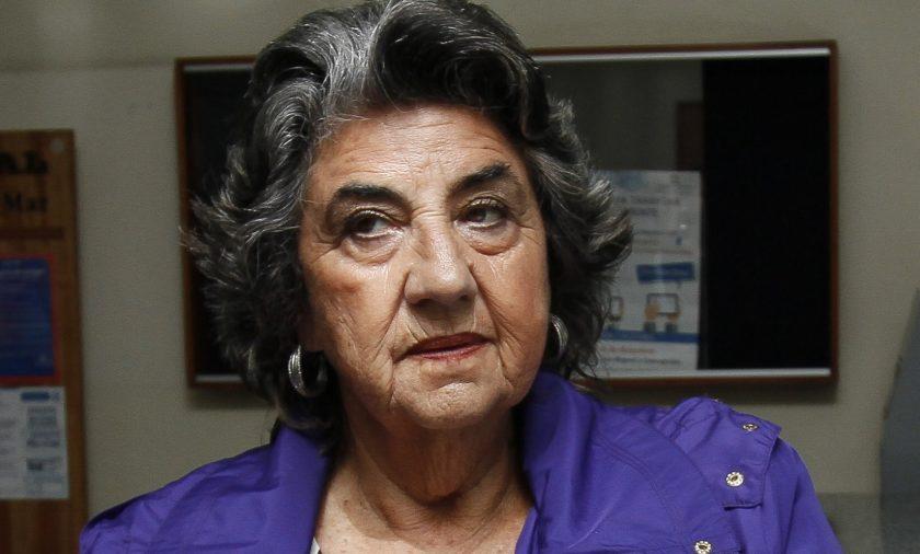 Virginia Reginato se robó hasta las molestias en Viña del Mar.