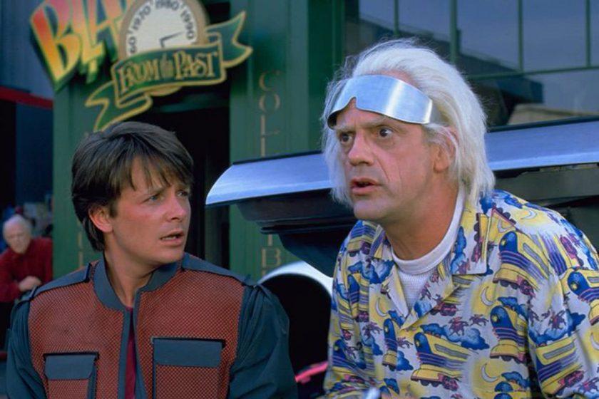El Marty McFly moderno aseguró que viene del año 2174.