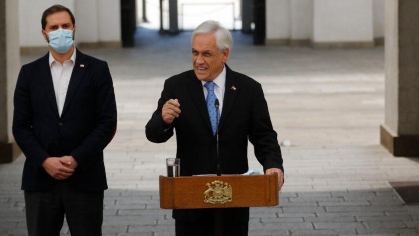 Sebastián Piñera no se guardó nada.